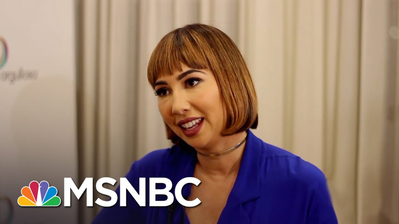 Orange Is The New Black Star Jackie Cruz On Going From Homeless To Stardom | MSNBC thumbnail