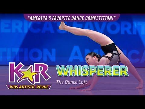 """""""Whisperer"""" from The Dance Loft"""