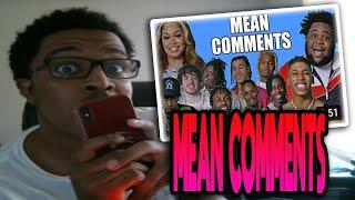 2020 XXL Freshmen Read Mean Comments REACTION!