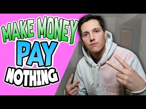 How To Make Money Online WITHOUT Paying ANYTHING!