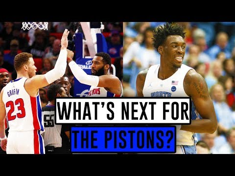 What's Next For The Detroit Pistons?