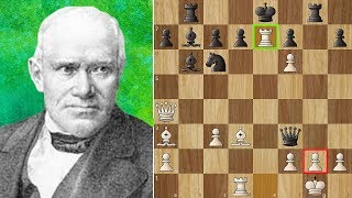 Most Beautiful Chess Game Ever Played - The Evergreen Game