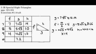 5 3B Solutions Problems 7 - 10
