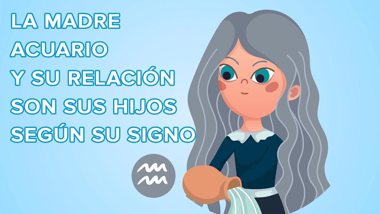 Compatibilidad de las madres Acuario con sus hijos según su horóscopo | Zodíaco familiar