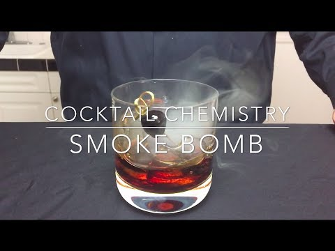"Advanced Techniques – How To Make The ""Smoke Bomb"""