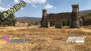 Bando en Ruinas | SAN JACINTO, PONCITLAN, JALISCO | FPV Freestyle | Serious FPV