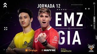 eMonkeyz Club VS Vodafone Giants | Jornada 12 | Temporada 2019 Verano