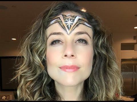Wonder Woman Makeup and LOGAN PAUL Gives Me Advice!
