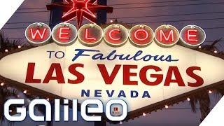 Hinter den Kulissen von Las Vegas: Wie verdient man hier Geld?   Galileo   ProSieben