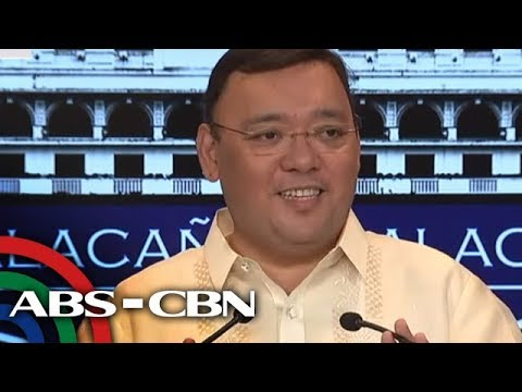 [ABS-CBN] WATCH: Palace press briefing | 23 April 2018