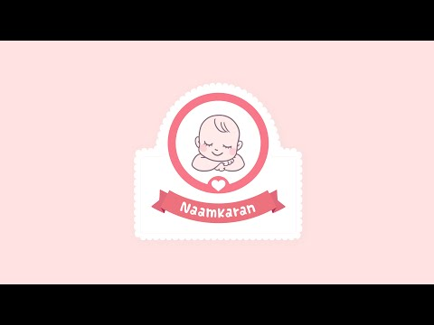 Naamkaran - Baby Naming Ceremony Story Invitation 👼🏻