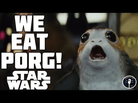 Porgsgiving - (Star Wars/Epic Meal Time Parody)