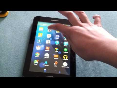 Samsung galaxy tab 3 lite 7.0 und Hülle Review