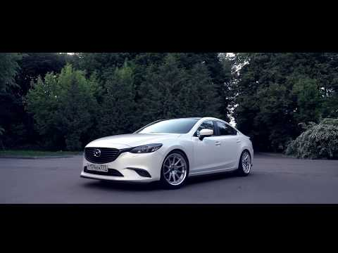 Mazda 6 Atenza Gj on Rohana Wheels RC10. Moza Air Video.