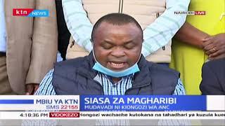 Siasa za Magharibi : Baadhi ya viongozi wa Magharibi wamlaamu Raila Odinga kwa madai ya kuwageuka