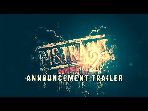 DISTRAINT 2 - Official Announcement Trailer thumbnail