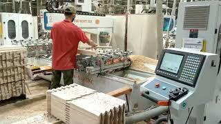 MÁY CNC MỘNG ÂM 10 đầu Woodmaster Máy tốt giá tốt