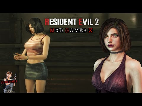 Resident Evil 2 RE Mods - Eileen Galvin Silent Hill 4