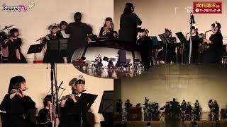 ブラスバンド部 メイキング ① 佐賀女子高校 文化発表会 2019