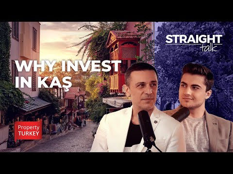 Why buy a property in Kas?