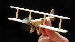 How to Make a Wooden Toy Plane - Video Youtube