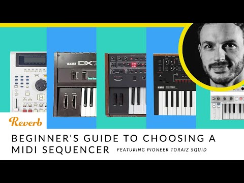 Beginner's Guide to Choosing a MIDI Sequencer: Featuring Pioneer Toraiz Squid | Reverb