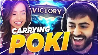 Yassuo | I CARRIED POKIMANE!!! (YOU'RE WELCOME!)