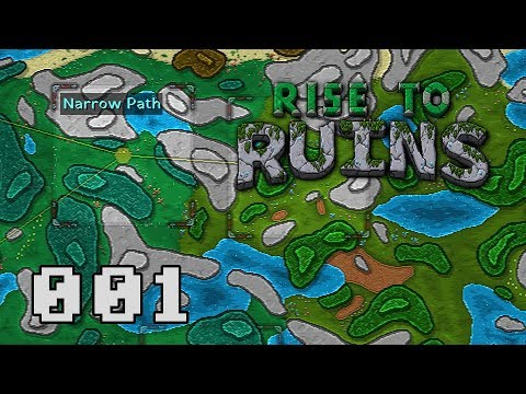 Let's Play: Rise to Ruins [#001] - Die erste Siedlung