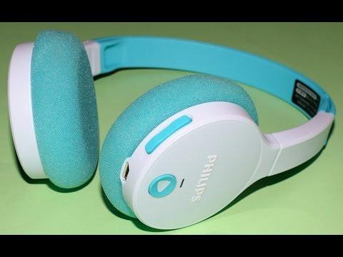 Auriculares Inalámbricos Bluetooth 3.0 para Niños, Philips SHK4000TL00
