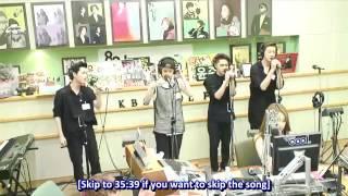 [ENG SUB] 130802 EXO @ Yoo In Na's Volume Up Radio Full Cut