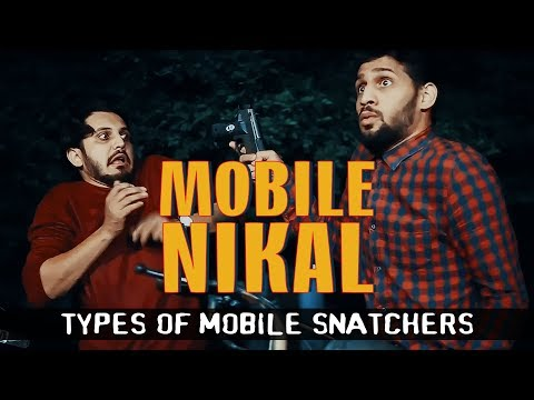 MOBILE NIKAL | TYPES OF MOBILE SNATCHERS | Karachi Vynz | Mansoor Qureshi MAANi