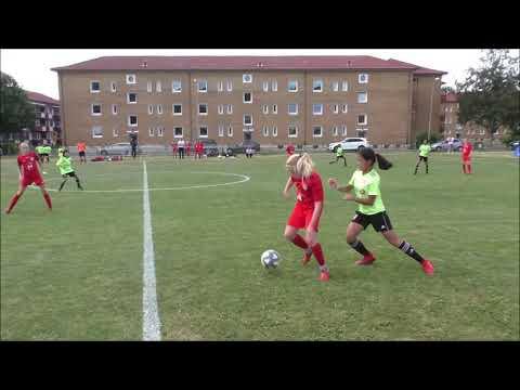 2019 Gothia Cup U12 Girls JSSL Singapore vs. FC Djursholm
