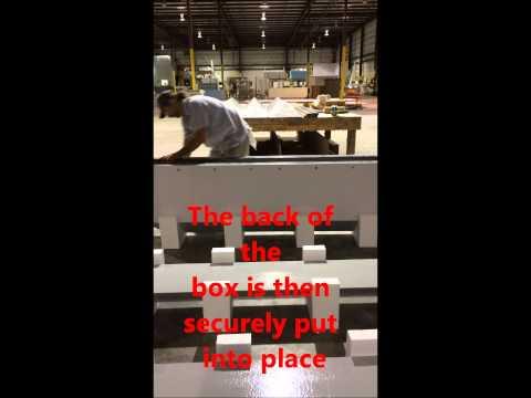Side Mounted Box Fabrication