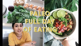 What I Ate Today | Paleo, Gluten-Free, Dairy-Free Recipes