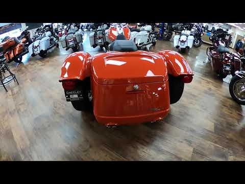 2020 Harley-Davidson Freewheeler Trike FLRT