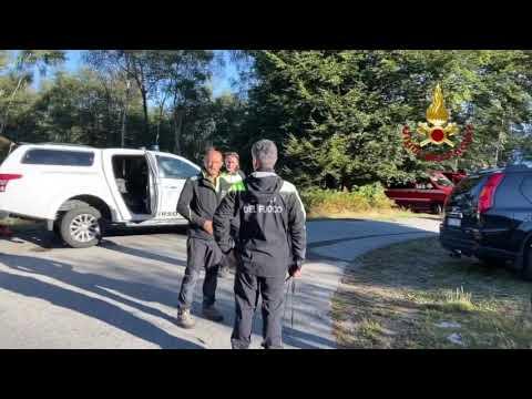 Ricerche disperso in Val Veddasca: Trovato un corpo nel torrente Molinera