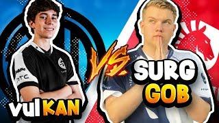 PRO vs PRO   Vulkan vs Surgical Goblin   Best of 5