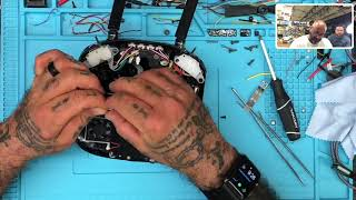 DJI Digital FPV Controller Open and Change to Mode 3 from Cyclone FPV