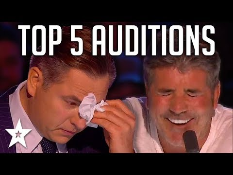 TOP 5 Auditions On Britain's Got Talent 2019! | Got Talent Global (видео)