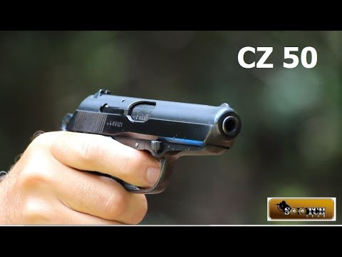 CZ 50 32 Auto Surplus Pistol Review Mp3