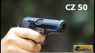 CZ 50 32 Auto Surplus Pistol Review