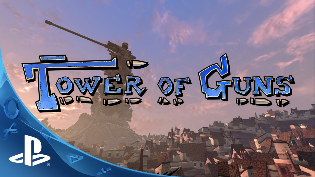 Tower of Guns Launching on PS4, PS3 in 2015