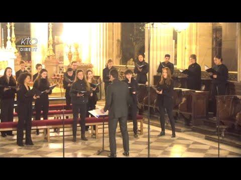 Veillée de Noël avec la Maîtrise de Notre-Dame de Paris à Saint-Germain l'Auxerrois