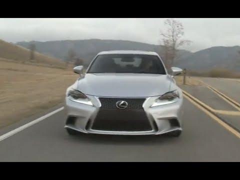 Lexus IS 350 F Sport official video (Motorsport)