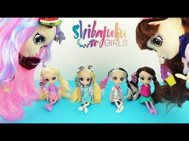 Кукла SHIBAJUKU - ШИЗУКА (15 см.)