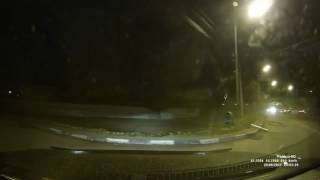 Спокойствие и чутьё не подводит  Авария в Новокузнецке , уходил от дпс