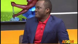 Badwam Sports on Adom TV (1-7-19)
