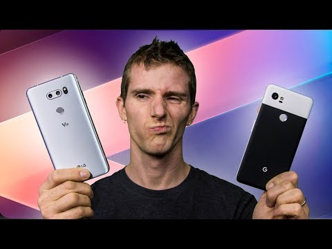 Pixel 2 with a Headphone Jack? – LG V30 Review