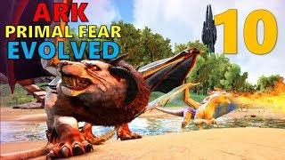 9] WATER WYVERN TAMING SUCKS (ARK Pyria Mythos Evolved