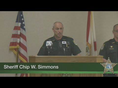 Sheriff announces arrest in Escambia County attempted kidnapping
